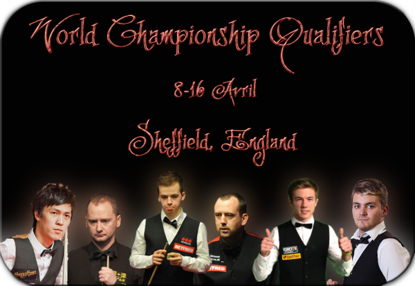 Dafabet World Championship Qualifiers