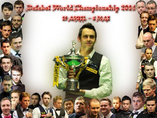 Dafabet World Championship 2014