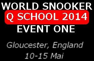Qualifying School - Event One