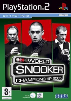 jeu ps2  World Snooker Championship 2005