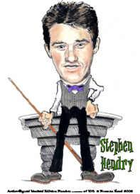 Stephen dessin