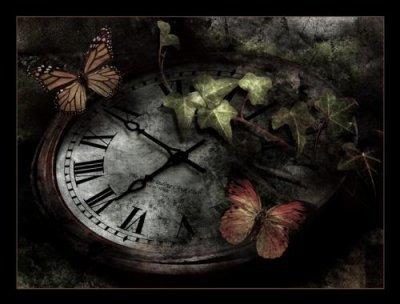 Le Temps s'enfuis