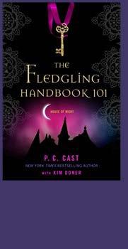 Fledgling Handbook 101 - Le guide des nouveaux vampires de La Maison de la Nuit.
