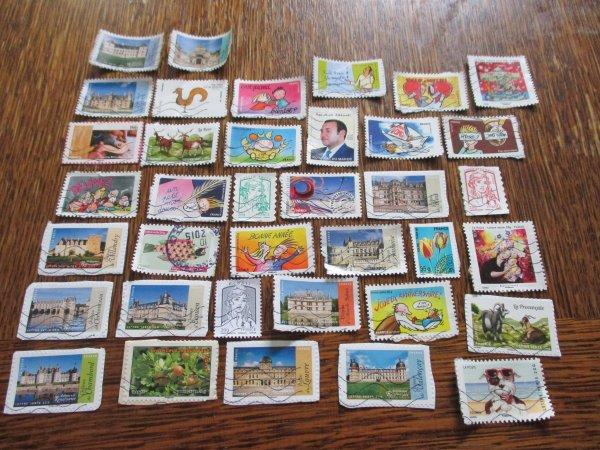 mais timbres ^^