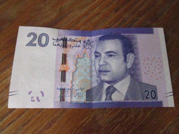 billets algerien et marocain