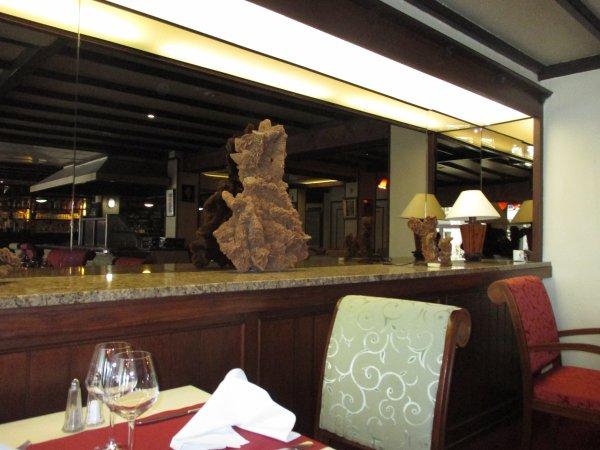 Diner dans le Restaurant La Kabylie super beau