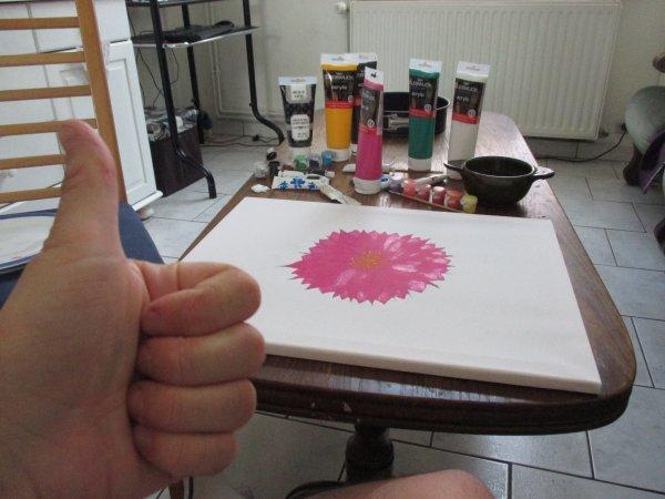 peinture pour mon ami franck =)
