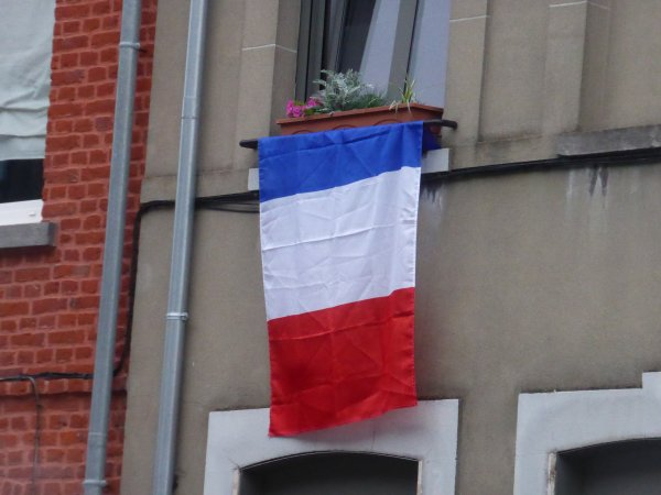 Les françaises qui soutient leur pays pour l'Euro 2016