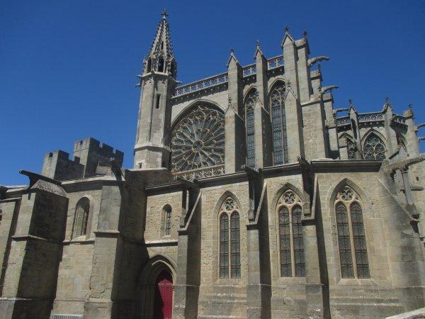 Vsite de la Basilique Saint-Nazaire de carcassonne