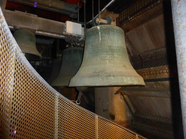Moi dans le Carillon de Tourcoing =)