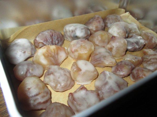 Marrons glacés fini <3