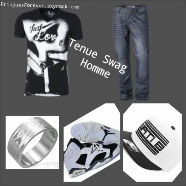 Tenue Swag Homme