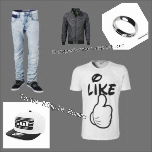 Tenue Simple Homme