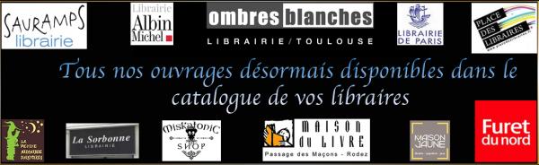En librairies !