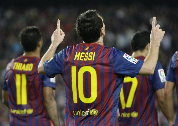 Liga J12 : Athletic Bilbao 2-2 FC Barcelona, Messi arrache le nul