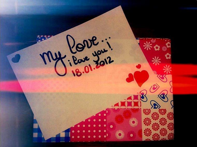 My Loveeeeeeeeee