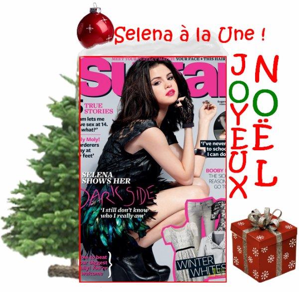 Selena fait la Une des magasines !