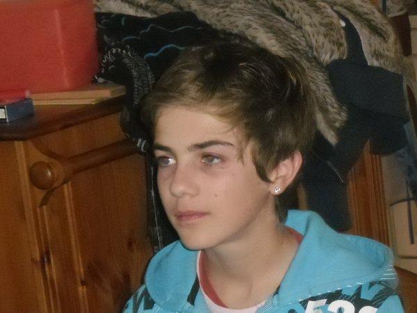 Lucas , un cousin d'exeption
