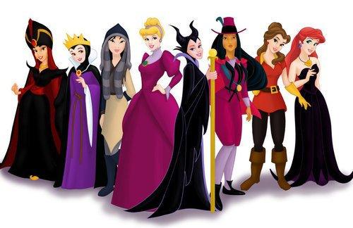 Princesses version m chante blog de princesse disney gifs - Mechante raiponce ...