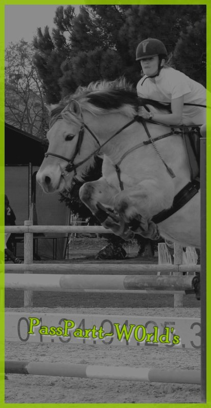 CSO Ste Anne 27/03/11. Maturin & moi, Club 3 & 2. [ Ce poney me fais rêver. ]