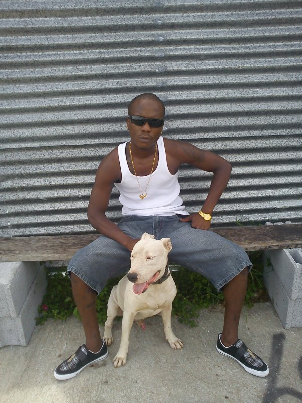 RIP MY DOG SCARFACE