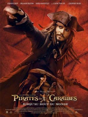 Pirates des caraibes 3 : jusqu'au bout du monde