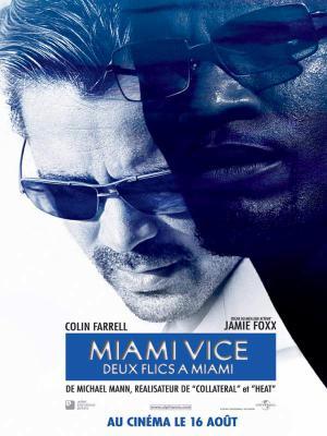 Miami vice: deux flics a miami