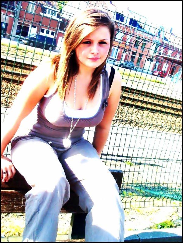 Noémie, née le 26 août 1994.