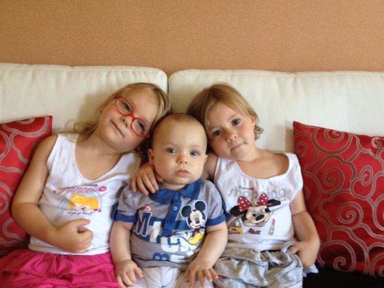 mes 3 babys