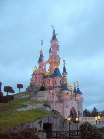 Disneyland MON MONDE