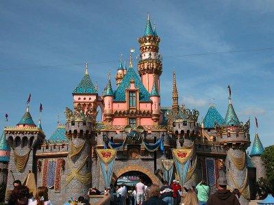 Le tout premier parc DisneyLand Californie