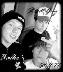 Street G.U.Y ft Stiff76 & Balko Le Retour De L'enfer (2011)