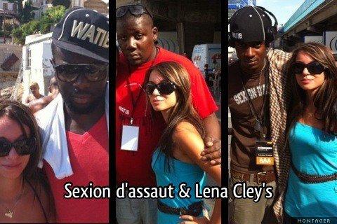 SEXION D'ASSAUT & Lena Cley's