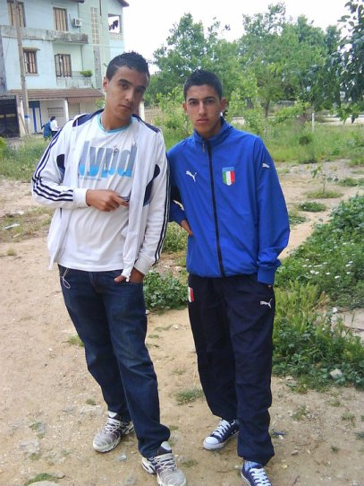 Moi et Khairou
