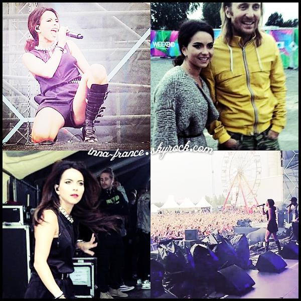 17/08/2013 :  Week End Festival (Helsinki, Finland)