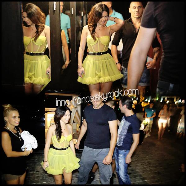 25/08/2013 : Aura Club (Kemer, Turquie)