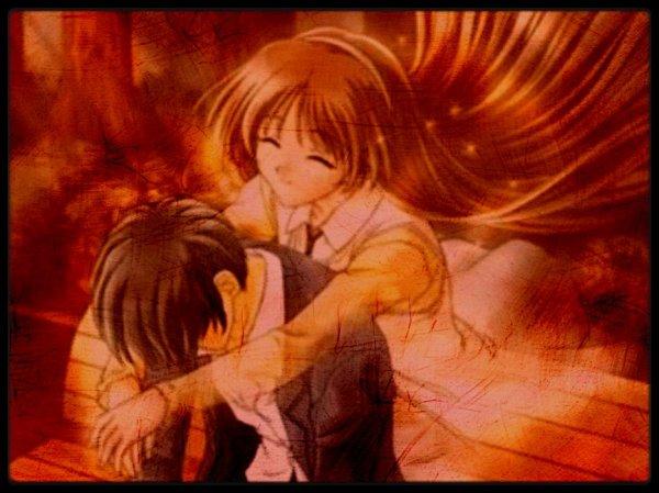 Un amour ne s'oublie jamais