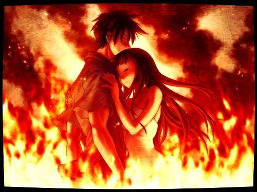 L'amour est plus fort que le feu