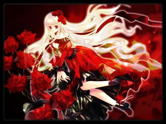 La fille vampire