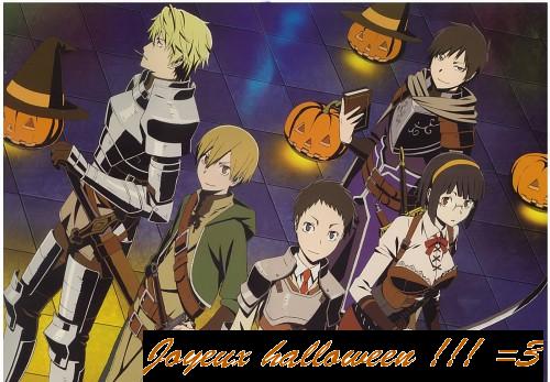 Joyeux Halloween !!!!