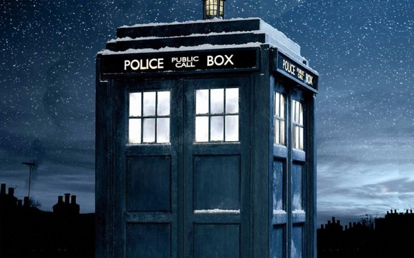 Doctor Who !! :)
