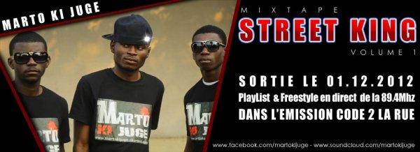 """Street King Vol.1 """"Mixtape"""""""