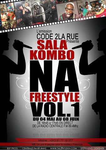 SALAKOMBO na FREESTYLE