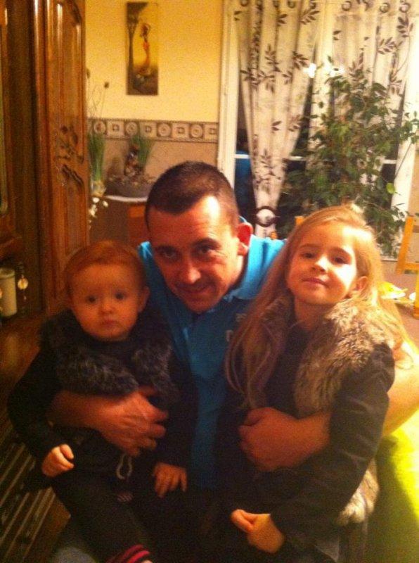 mon tonton et mes deux cousine