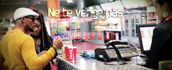 "R.Agan TV - ""Ne te venge pas"", le making of"