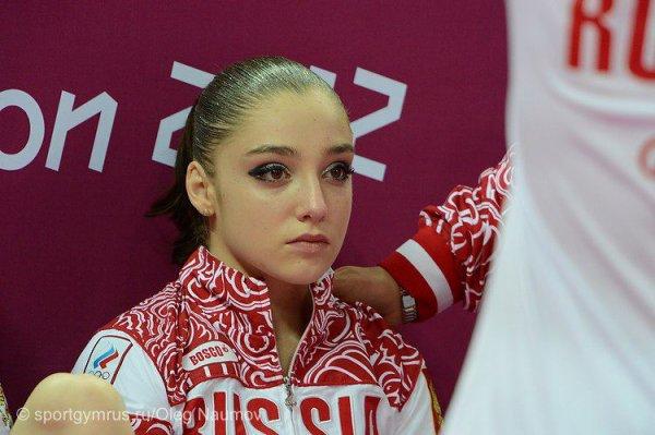 Aliya Mustafina ne fera pas les championnats Russes