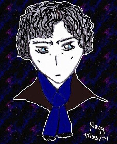 Mon avatar Sherlock !! ^^
