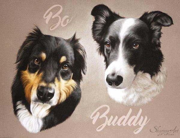 BO & BUDDY