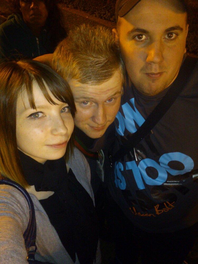 Moi, Aurélien & Miléna ;)