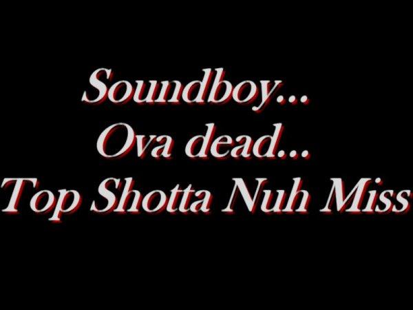 Barra ft Lil Jazz - Sound Boy ( Maquette ) (2012)